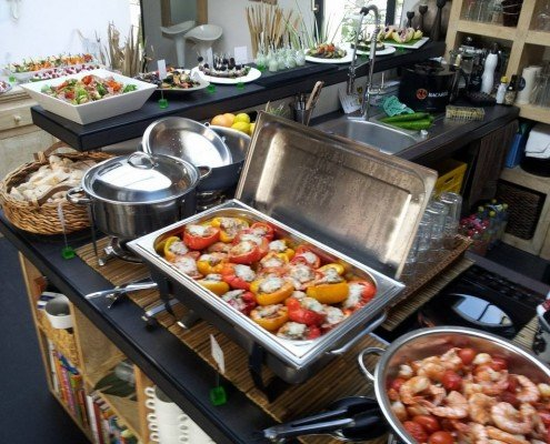 Inn-out Catering Partyservice Leipzig Kalt-Warm