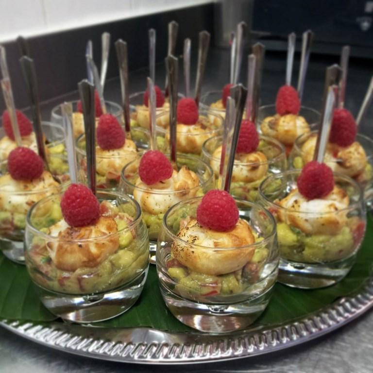 Inn-out Feinkost Catering Spirituosen Fingerfood flying buffet Empfang