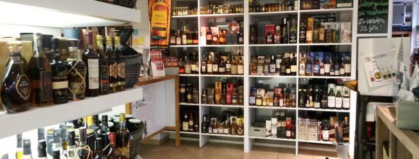 Inn-out Ladengeschäft Spirituosen